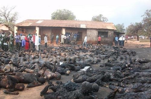 Suicidio Masivo 2000 Suicidio Masivo en Uganda