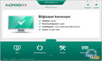 Kaspersky Anti-Virus 2013 13.0.1.4190 İndir