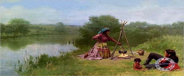 Çingene İnançları , Dinleri, Çingene Mitolojisi
