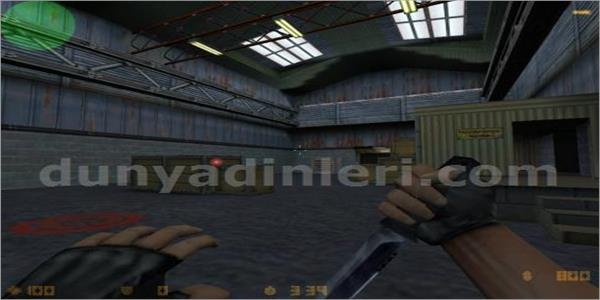 Counter StrikeHalf LifeModlarBot 1.5 İndir