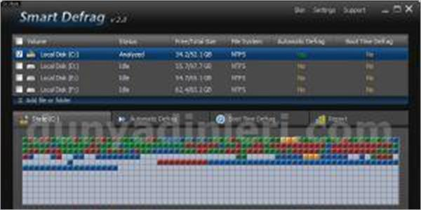 Smart Defrag 2.3.0 İndir Download